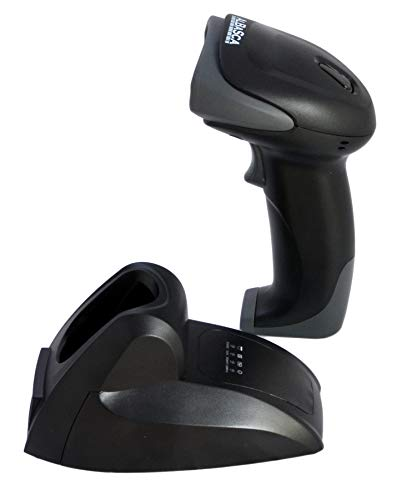 2D Barcode-Scanner | ALBASCA MK-5800-BT | Bluetooth, USB | Datamatrix, QR-Codes
