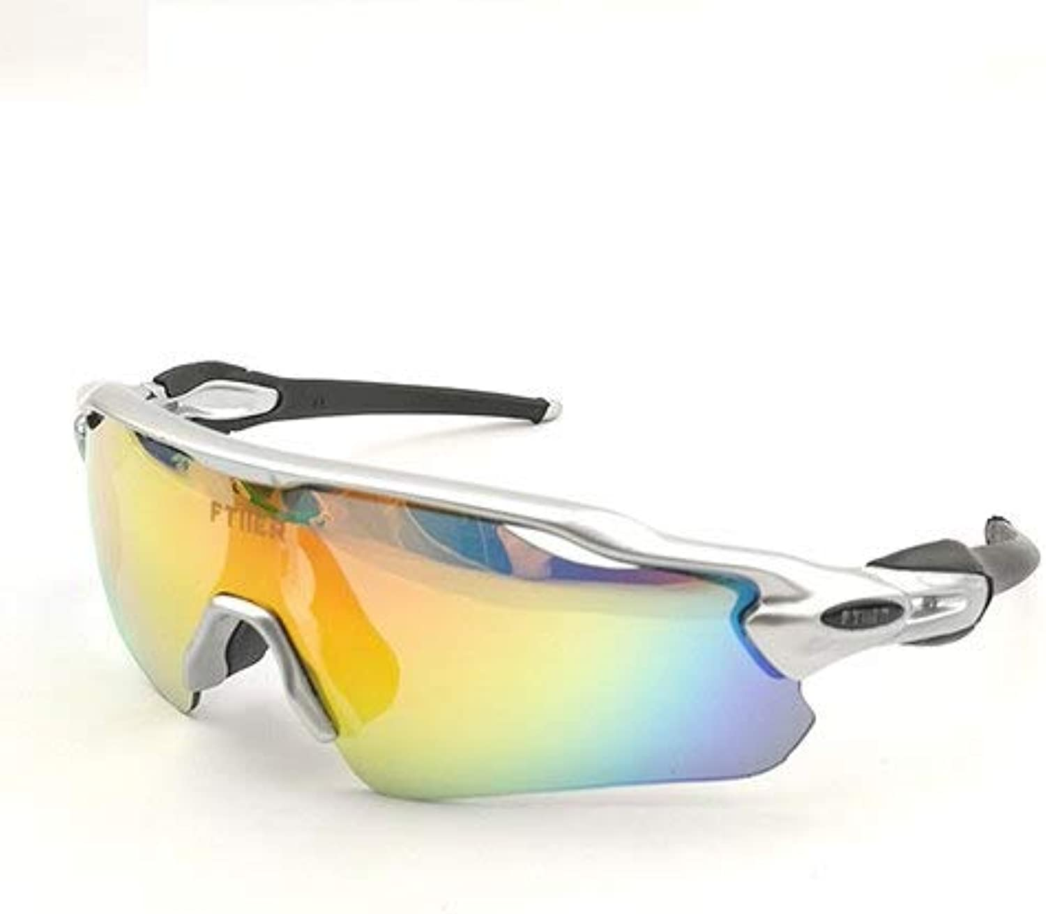 2   2017 Men Women UV400 Outdoor Cycling Glasses Sports Windproof Eyewear Mountain Bike Bicycle Motorcycle Glasses Sunglasses