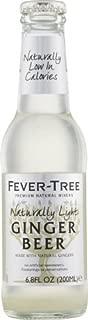 Fever Tree Light Ginger Beer 4-6.8FL OZ