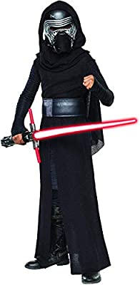 Star Wars: The Force Awakens Child's Deluxe Kylo Ren Costume, Medium by Rubies - Domestic