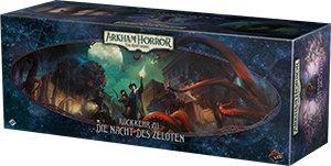 Fantasy Flight Games FFGD1125 Asmodee Arkham Horror: LCG - Retorno: Night Der Zeloten - Expansión (en alemán)