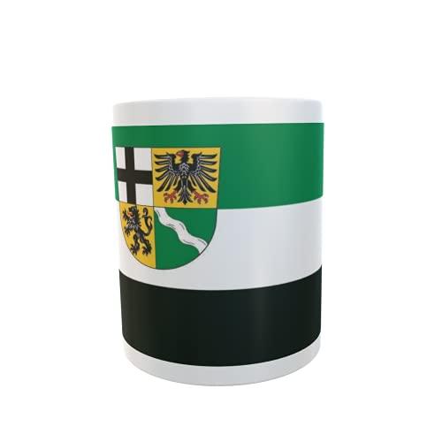 U24 Tasse Kaffeebecher Mug Cup Flagge Landreis Ahrweiler