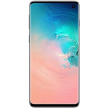 """Samsung Galaxy S10 - Smartphone de 6.1"""", Dual SIM, 128 GB, Blanco (Prism White): Amazon.es: Electrónica"""