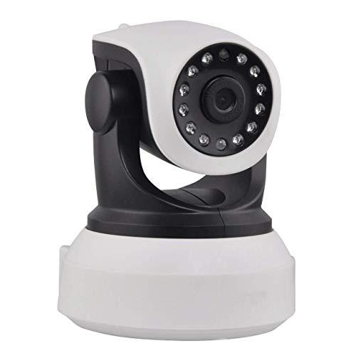 LinkLvoe Visión mascotas Live HD cámara de vigilancia, cámaras de seguridad de Smart Hecho por, BuiltIn sirena con visión nocturna, 2 vias de audio for el hogar / seguridad del bebé / Elder / niñera d