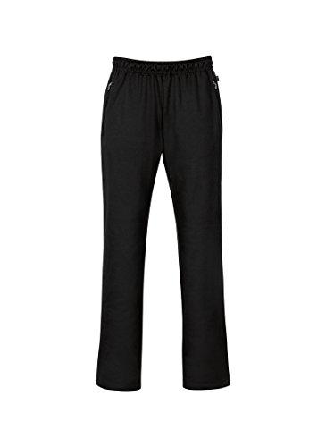 Trigema Herren 674092 Loose Fit Sporthose, Schwarz (schwarz 008), XL