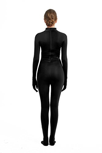 Full Bodysuit Womens Costume Without Hood Spandex Zentai Unitard Body Suit