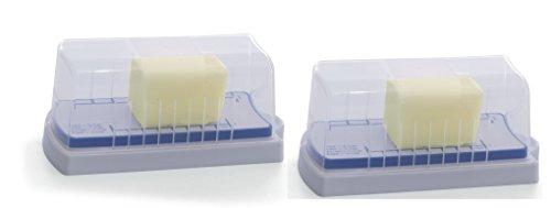 Progressive GBD-1 Clear Plastic Butter Keeper Dish