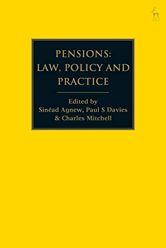 Compare Textbook Prices for Pensions: Law, Policy and Practice  ISBN 9781509943487 by Agnew, Sinéad,Davies, Paul S,Mitchell, Charles