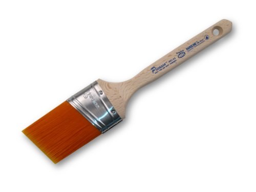 Proform Technologies Oval Angle Paint Brush for Trim and Baseboards