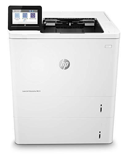 HP Laserjet Enterprise M612dn Impresora dúplex monocromática (7PS86A), blanco, estándar...