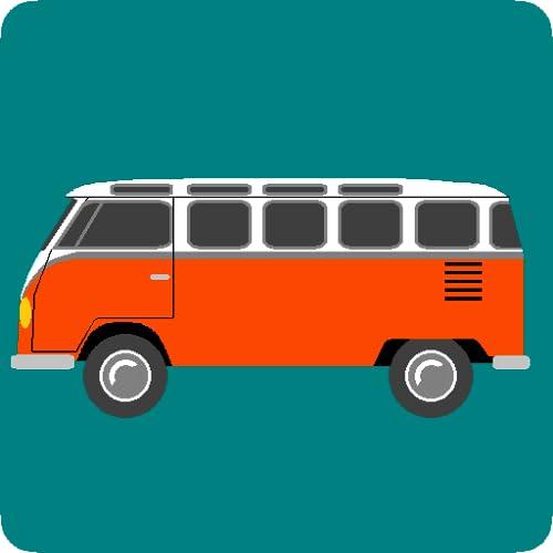 BRISA VW Collection VW T1 Combi Sac de Sport et de Voyage