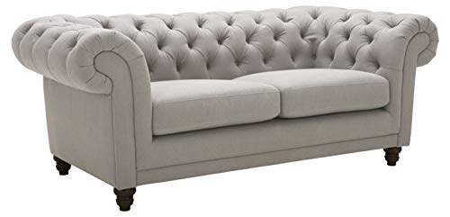Stone & Beam Bradbury Chesterfield Tufted Loveseat