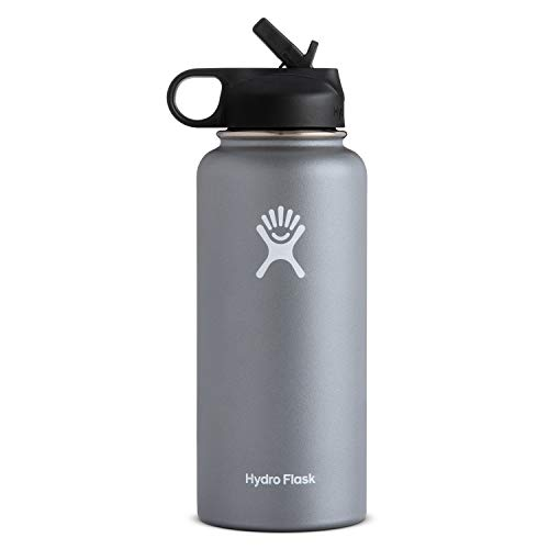 Hydro Flask Bouteille Isotherme 32 oz Wide Mouth Flex Cap