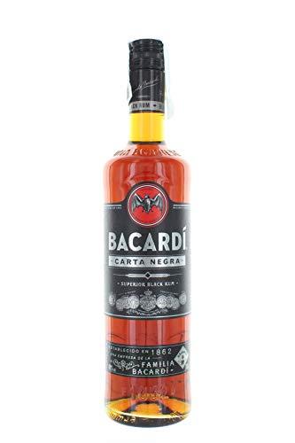 Bacardi Carta Negra Sup. Blck Rum Cl 70