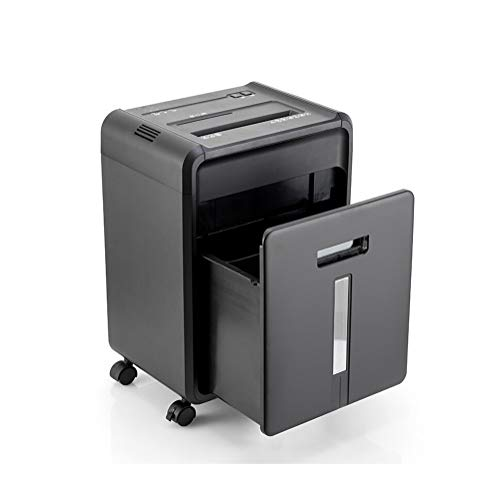 Best Deals! HN Shredder High-Power Office Large File shredding Broken cd, Broken Card Silent Large C...