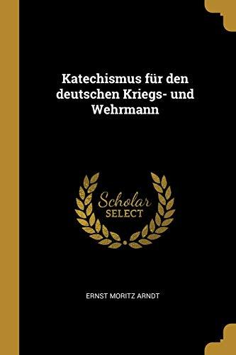 GER-KATECHISMUS FUR DEN DEUTSC