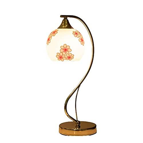 Lámpara de mesa Lámparas de escritorio dormitorio en la cama de la cama de la mesa de la mesa de la mesa de la mesa del interruptor de encendido del interruptor de encendido de la lámpara de la mesa p