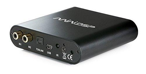 miniDSP DDRC-24 USB DAC Digital Signal Processor