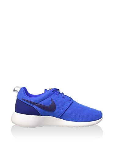 Nike Roshe One (GS), Zapatillas de Running Hombre, Azul/Blanco (Hypr CBLT/DP Ryl Bl-Vrsty MZ-B), 38 EU