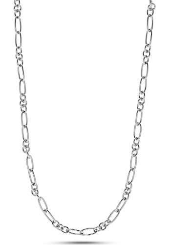 JETTE Damen-Kette 925er Silber rhodiniert One Size Silber 32010382