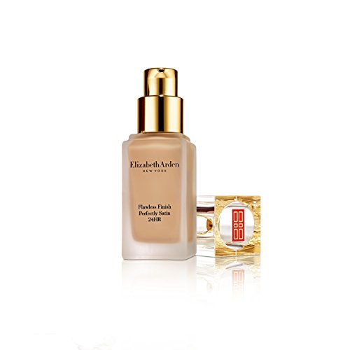 Elizabeth Arden Flawless Finish Perfectly Satin Base de Maquillaje 24H SPF15 (Cameo) 30 ml