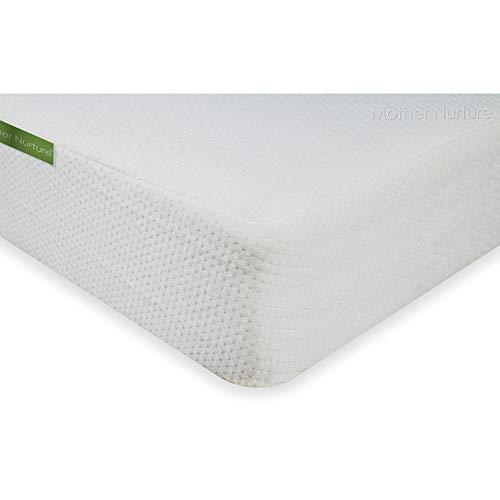 Mother Nurture Premium Natural Bamboo Cot Bed Mattress 140 x 70 x 10cm