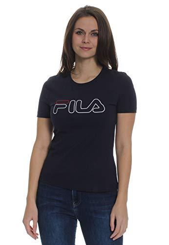 Fila 683179 Cami Shirt, Negro, XS Womens
