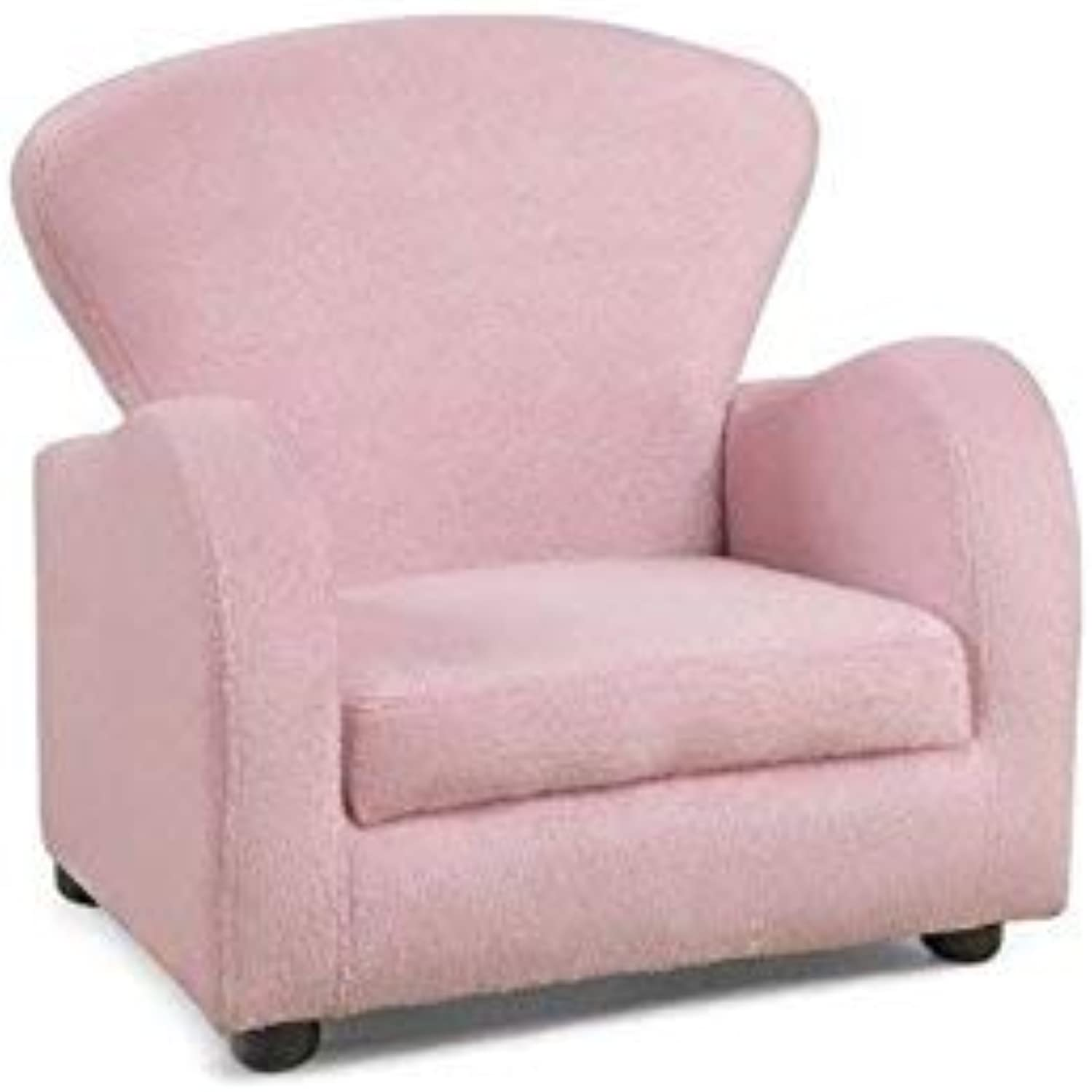 Monarch Specialties I 8142 Juvenile Chair, Pink
