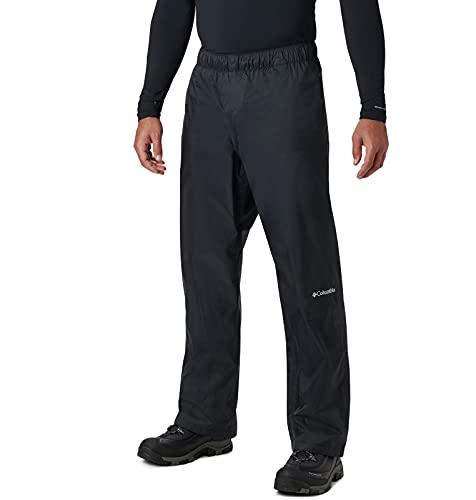 Columbia Rebel Roamer pantalones impermeables para hombre, Rebel Roamer - Pantalón, Negro