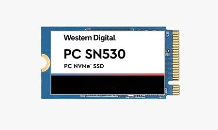 OEM WDC 256GB M.2 PCI-e NVME Internal SN530 Solid State Drive 42mm 2242 Form Factor