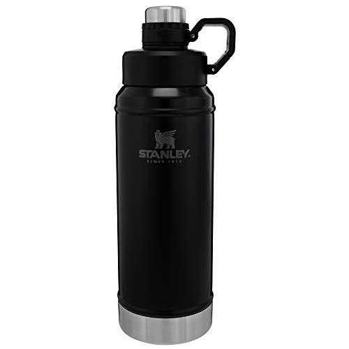 Stanley Classic Easy-Clean Water Bottle 36oz, Matte Black