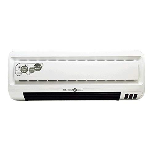 WDX- Calentador eléctrico Soplador de Aire Caliente Calentador rápido baño Montaje en...