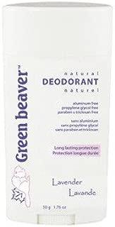 Sport 24 Deodorant - Lavender-50 g Brand: Green Beaver Co. - Canadian