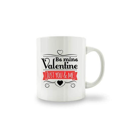 Cup koffie Valentijnsdag citaat Valentijnsdag liefhebbers van de mok citaat Valentijnsdag geschenk voor hem of haar Valentijnsdag geschenk Vday geschenk