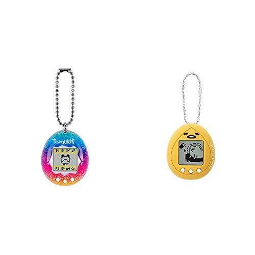 Tamagotchi Electronic Game, Rainbow & Gudetama Yellow Gudetama