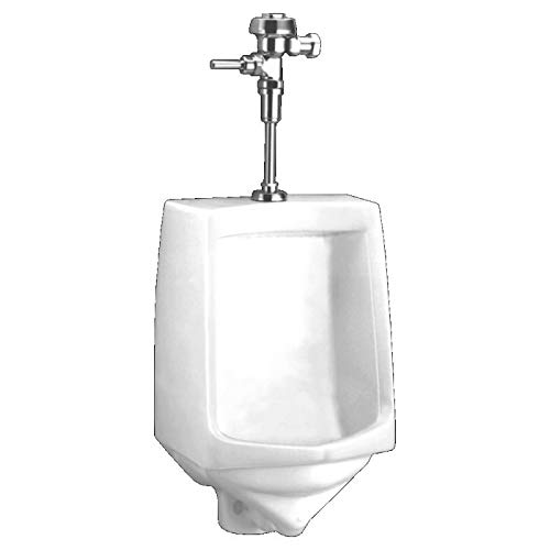 American Standard 6561017.020 Trimbrook Urinal with 3/4-In Top Spud, 26.75 in wide x 14.00 in tall x 17.5 in deep, White