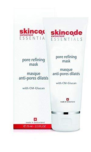 Pore refining mask/Máscara de refinamiento de poros 75 ml Made in Switzerland
