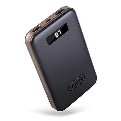 imuto 10000mah 18W PD QC 3.0 Portable Charger ...