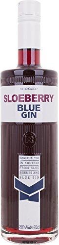 Reisetbauer Blue Gin Sloeberry Limited Edition 28% Vol. 0,7 l