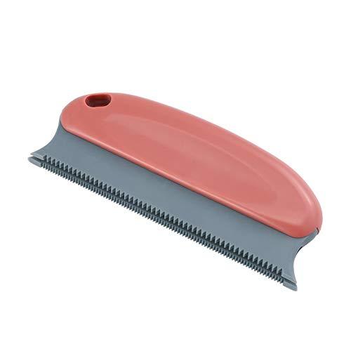 Kurphy Haushalts Multifunktions-Haarreinigungsbürste Schlafsofa Sitz Teppich Teppich Tierhaarentferner Haarreiniger Clean Maintain Scraper