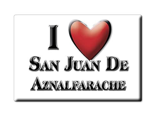 Enjoymagnets San Juan DE AZNALFARACHE (SE) Souvenir IMANES D