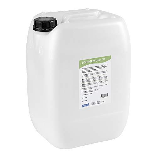 DOSAGEM grün ST Dosierlösung 20 Liter (Alternative zu Grünbeck EXADOS grün ST)
