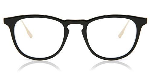 Dita Falson DTX105-49-01 - Gafas de sol, color negro y transparente