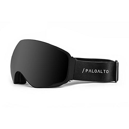 Paloalto P4201.0 Gafas de sol unisex para adultos, color negro