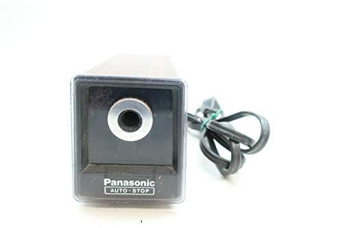 PANASONIC KP-77 AUTO-Stop Pencil Sharpener 1.2A AMP 120V-AC D660340
