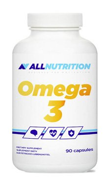 All Nutrition Omega 3 90 Capsules