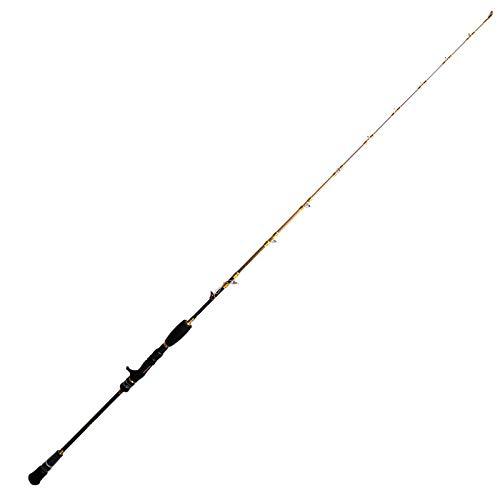 Jigging Master HI & Slow Pitch - Caña de Pescar (Titanio), 4