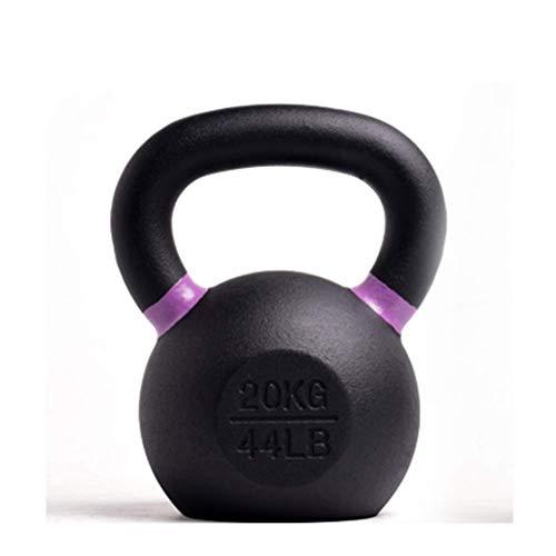 XHCP Kettlebells Out Fitness Kettlebells aus Gusseisen, Krafttrainingsgeräte, Übungen zur Muskelstärkung für männliche und weibliche Fitnessstudios, 4-24 kg