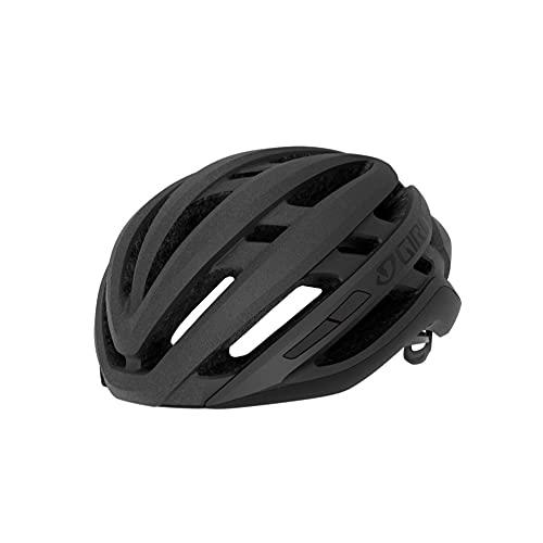 Giro Unisex– Erwachsene Agilis MIPS Fahrradhelm Road, Matte Black, L (59-63cm)