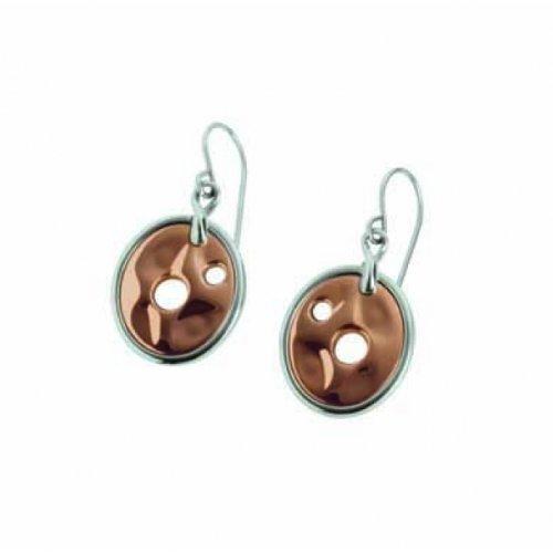 Breil–tj0815–Woman earrings–Stainless Steel/IP Pink